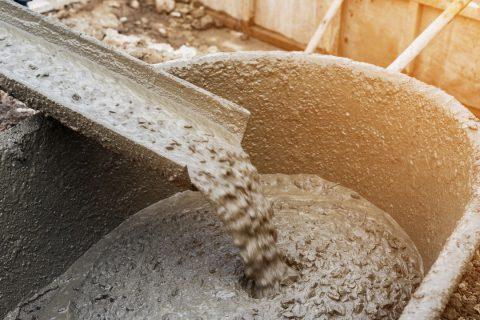 La différence entre le béton et le mortier