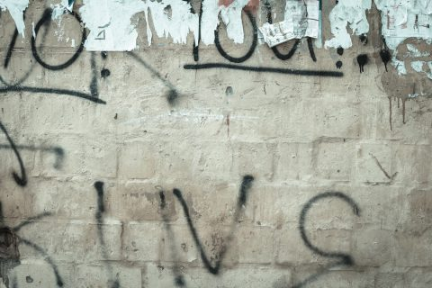 La protection des façades contre l'encrassement et les graffitis