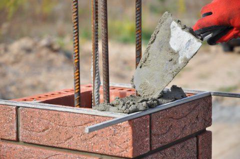Les fondations en béton pour clôtures