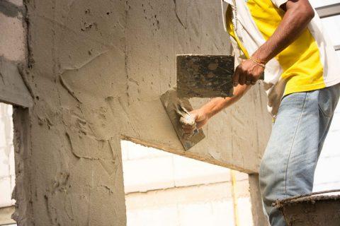 Les travaux de petite maçonnerie
